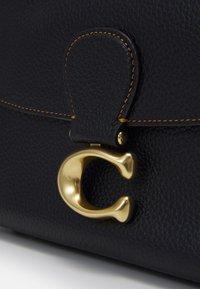 Coach - MAY SHOULDER BAG - Handbag - black - 5