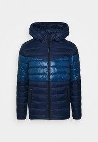 Calvin Klein - HOODED JACKET - Light jacket - blue - 5