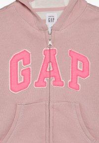 GAP - HOOD BABY - Sweatjakke /Træningstrøjer - pink standard - 2