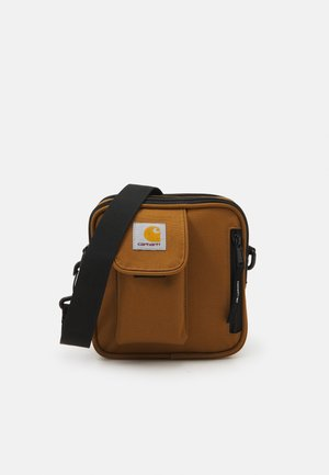 ESSENTIALS BAG SMALL UNISEX - Borsa a tracolla - hamilton brown