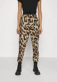 River Island - Tracksuit bottoms - brown - 0