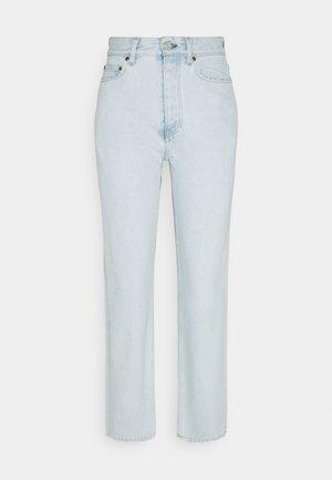 PEARL FROST BLUE - Straight leg jeans - frost blue
