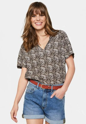 MIT MUSTER - Blouse - multi-coloured