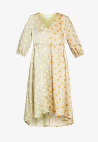 EVELINAGZ DRESS - Day dress - yellow