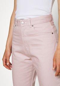 Dr.Denim - NORA - Relaxed fit jeans - rose quartz - 4