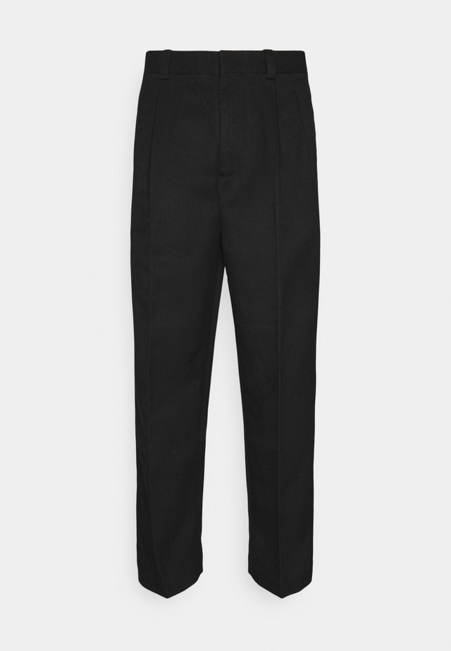 MALA TROUSER  - Pantalon classique - black