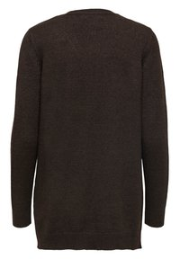 ONLY - ONLLESLY L/S  NOOS - Cardigan - chicory coffee - 1