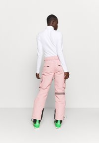 Superdry - FREESTYLE PANT - Schneehose - soft pink - 2