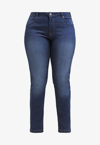 Zizzi - EMILY - Jeans slim fit - blue denim - 5