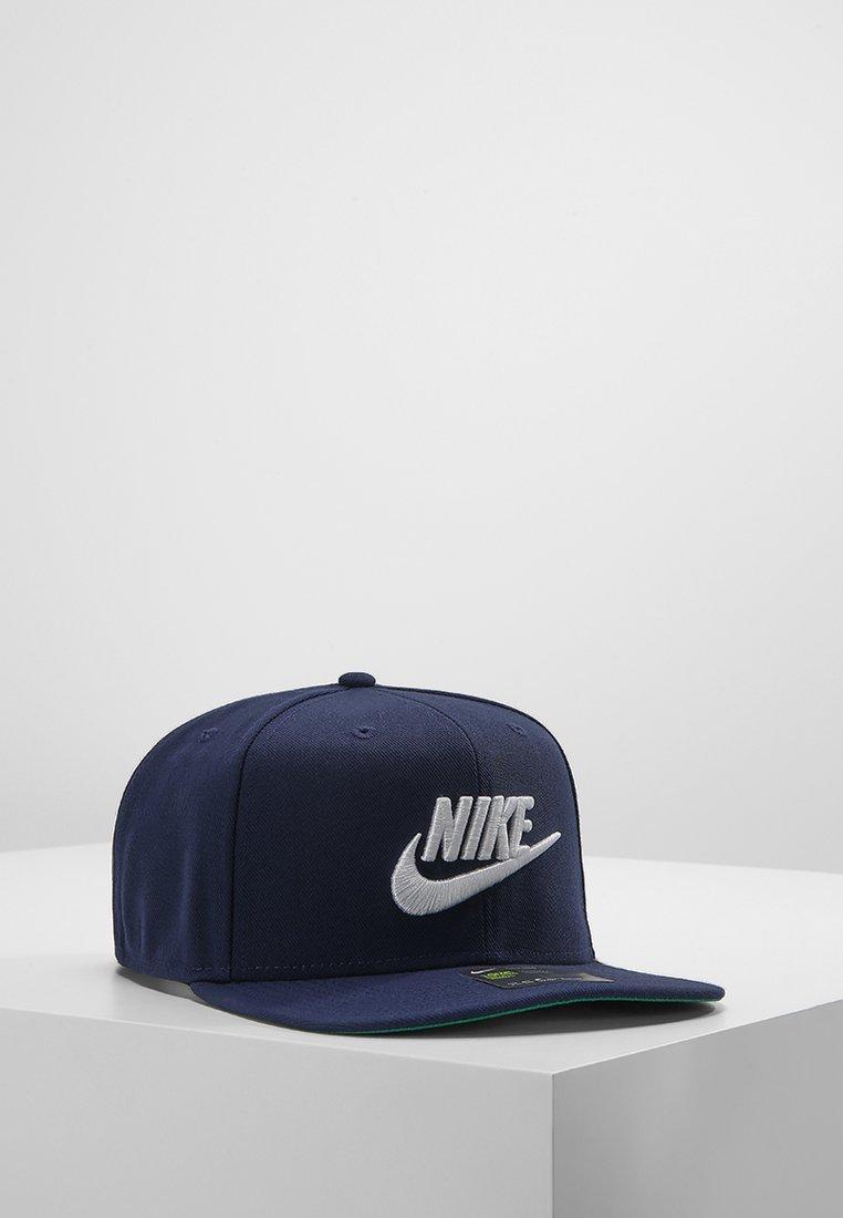 Nike Sportswear - FUTURA PRO - Cap - obsidian/pine green/black/white