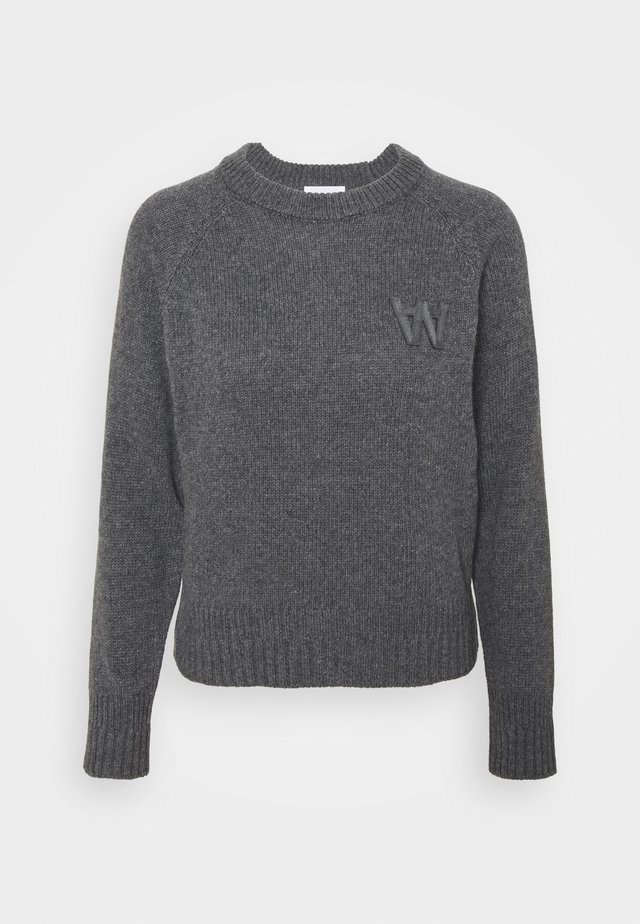 ASTA JUMPER - Jumper - grey