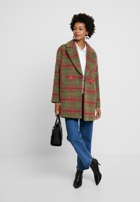 King Louie - AMELIE COAT MISSISSIPPI - Classic coat - olive green - 1