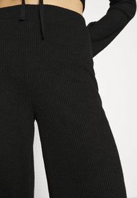 Nly by Nelly - DRAWSTRING SET - Jumper - black - 9