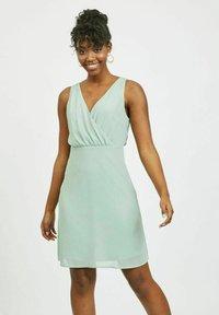 Vila - Cocktail dress / Party dress - jadeite - 0