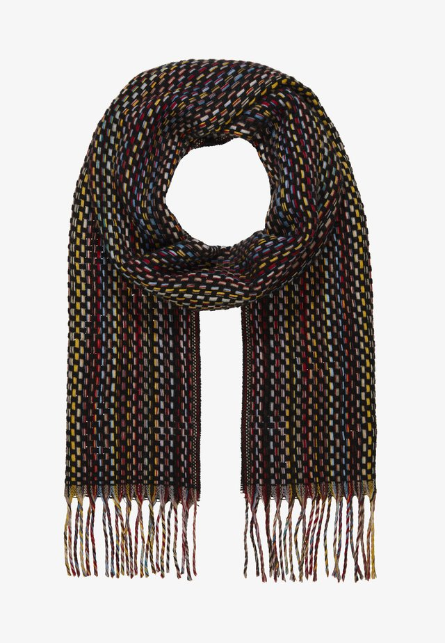 MEN SCARF BASKET WEAVE - Scarf - multi-coloured
