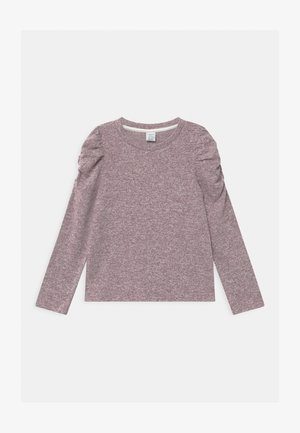 TEENS POPPY - Strikpullover /Striktrøjer - light dusty lilac