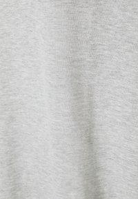 Vila - VIRUST O NECK DRESS - Day dress - light grey melange - 2