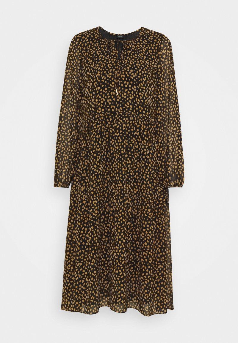s.Oliver BLACK LABEL - Maxi dress - black