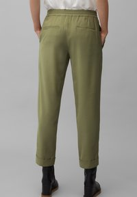 Marc O'Polo - MOD. KIBY - Tracksuit bottoms - natural olive - 2