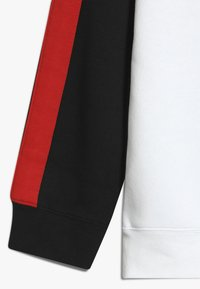 Nike Sportswear - CREW - Sudadera - black/white/university red - 2
