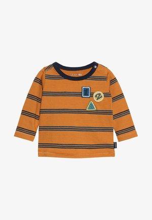 TEE REGULAR BABY - Long sleeved top - inca gold