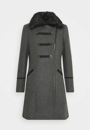Classic coat - gris anthracite