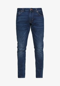 s.Oliver - HOSE LANG - Jeans Slim Fit - blue denim - 3