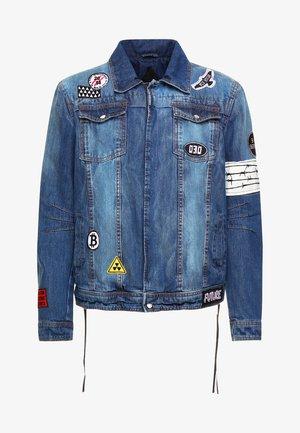 DUSTY  - Giacca di jeans - blue denim