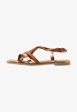 Japonki - braun/bronze