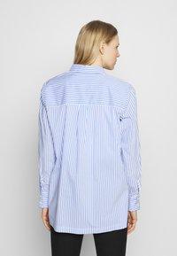 Opus - FEORGIA - Button-down blouse - blue mood - 2