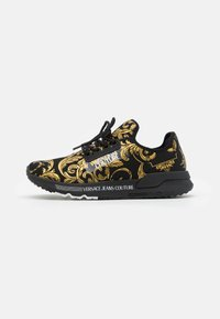 Versace Jeans Couture - DYNAMIC - Baskets basses - nero/oro - 0