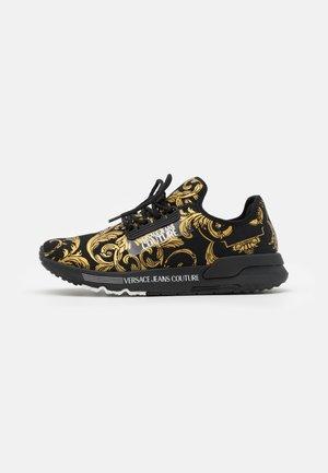 DYNAMIC - Sneakersy niskie - nero/oro