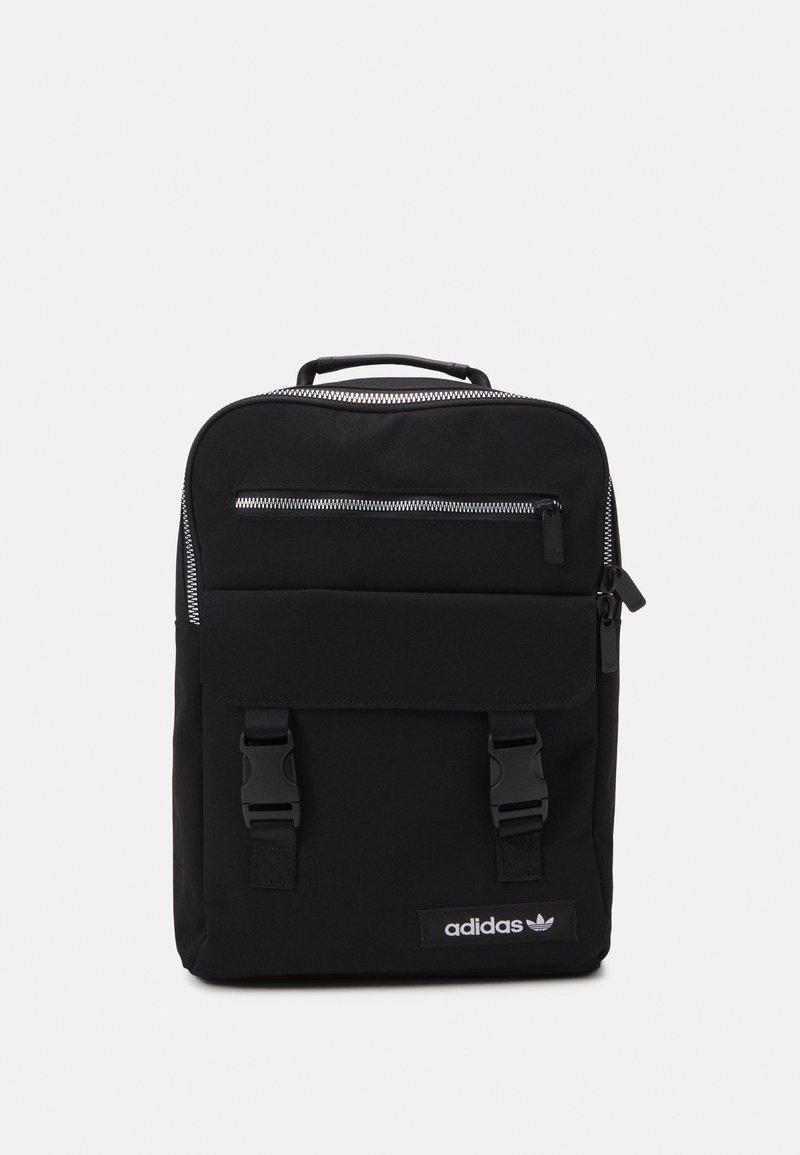 adidas Originals - SPORT PACK UNISEX - Rucksack - black/white