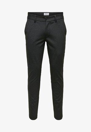 Klassische - Pantaloni - dark grey melange