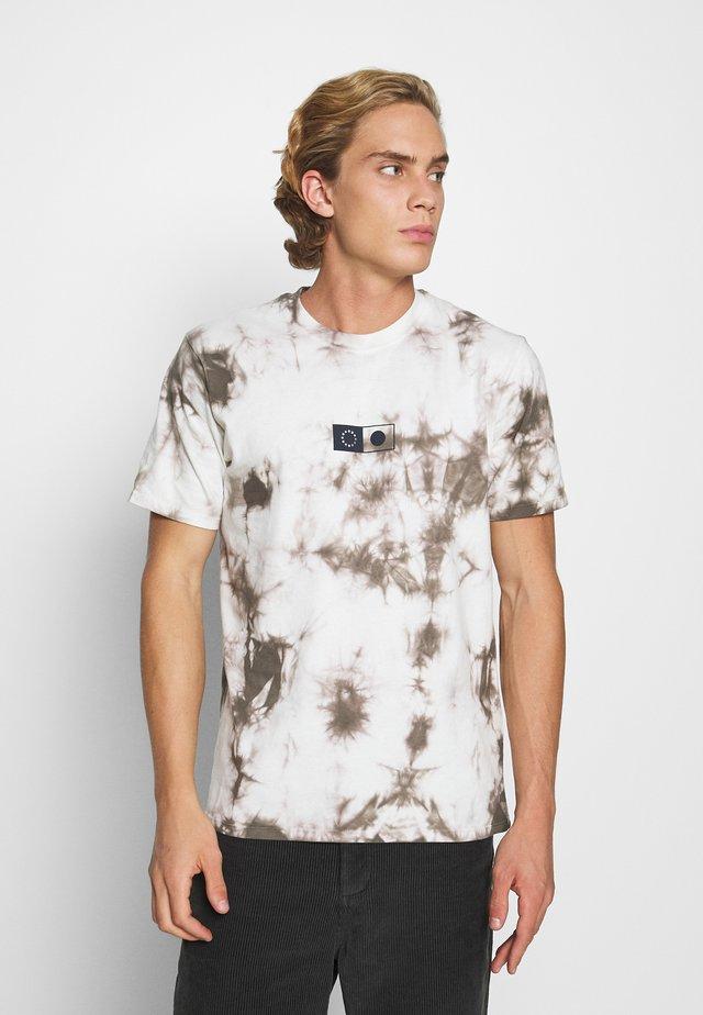 SYNERGY  - T-shirt imprimé - frost grey