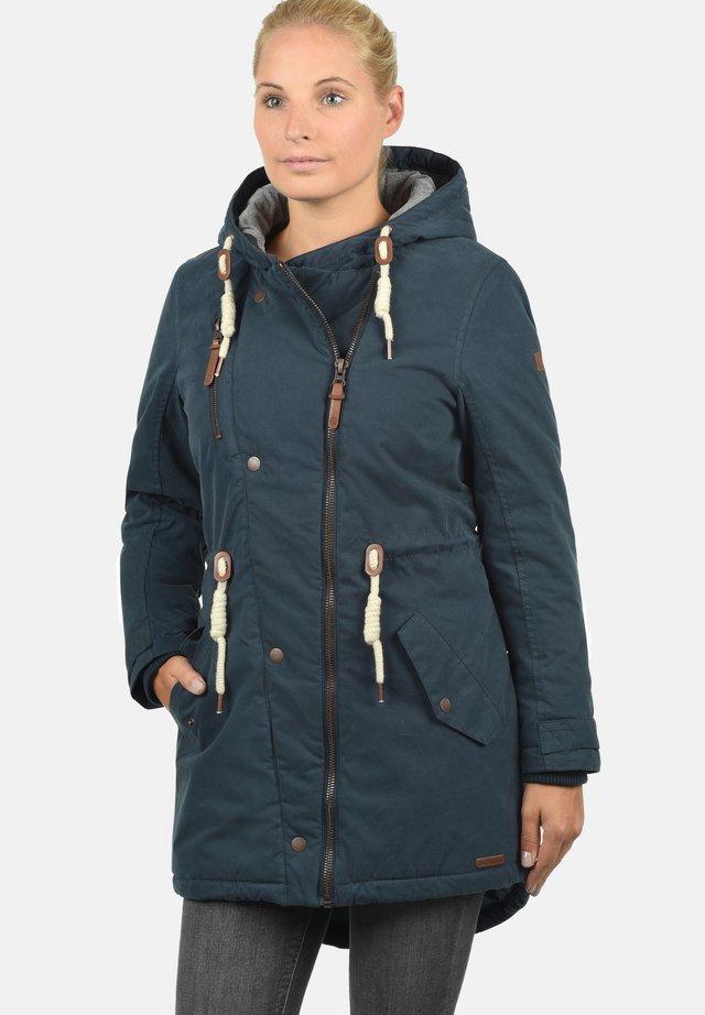 PARKA LEW PARKA - Winter coat - dark blue