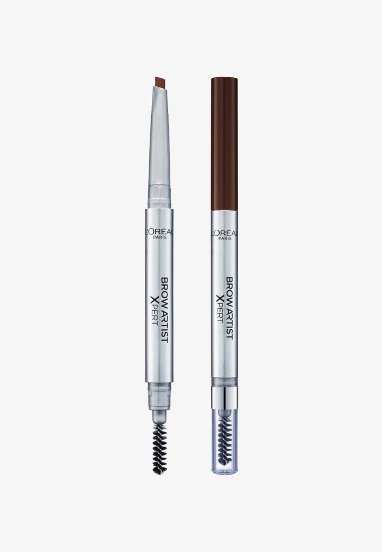 L'Oréal Paris - BROW ARTIST XPERT - Eyebrow pencil - 108 warm brunette