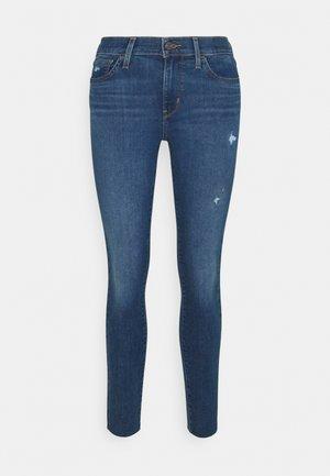 SUPER SKINNY - Jeans Skinny Fit - quebec cloud