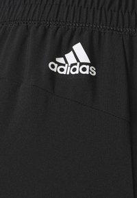 adidas Performance - Pantaloncini sportivi - black/white - 5