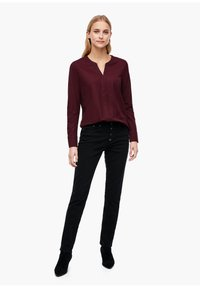 s.Oliver - Blouse - dark red - 1