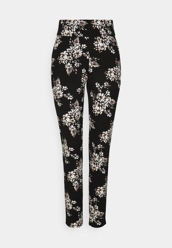 PANT JASMIN - Pyjama bottoms - schwarz
