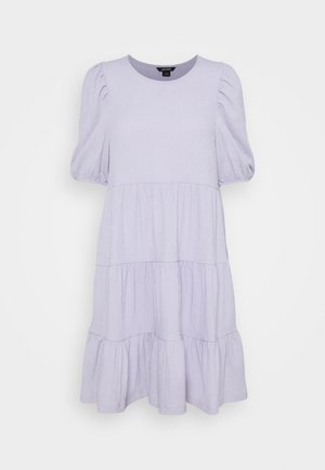 MI DRESS - Korte jurk - lilac purple dusty light