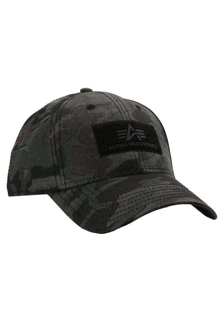 Alpha Industries Cap - Burgundy/dunkelrot