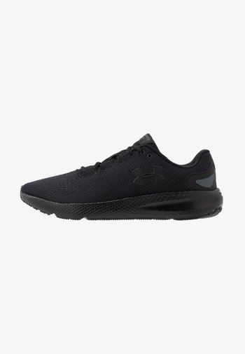 CHARGED PURSUIT 2 - Neutral running shoes - black