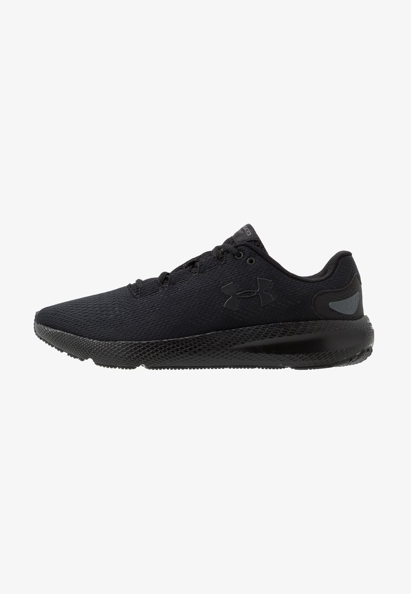 Under Armour - CHARGED PURSUIT 2 - Juoksukenkä/neutraalit - black