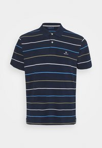 GANT - BRETON RUGGER - Polo shirt - navy/white - 3
