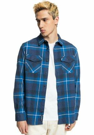 DRAYMEN   - Shirt - blue indigo draymen
