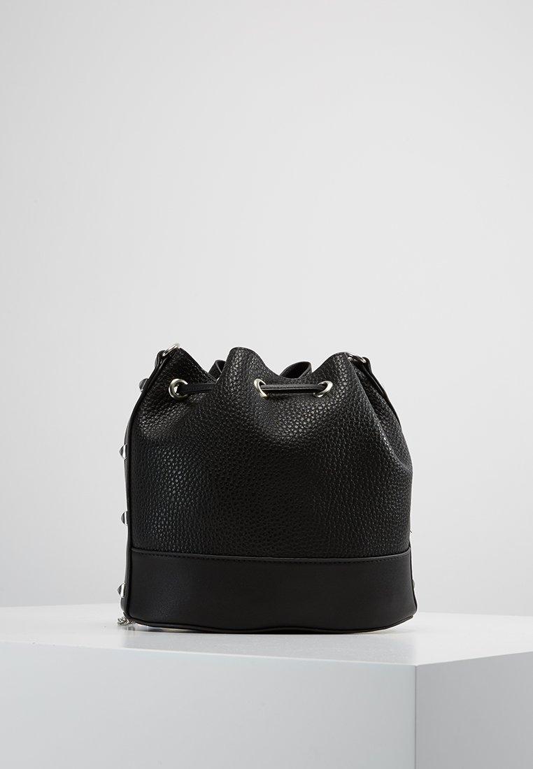 Pieces PCPINA BUCKET BAG Håndveske black Zalando.no