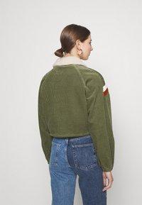 Cotton On - RETRO JACKET - Light jacket - khaki - 2