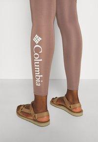 Columbia - LODGE - Tights - mocha/fawn - 3
